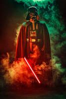 Vader by Pintureiro