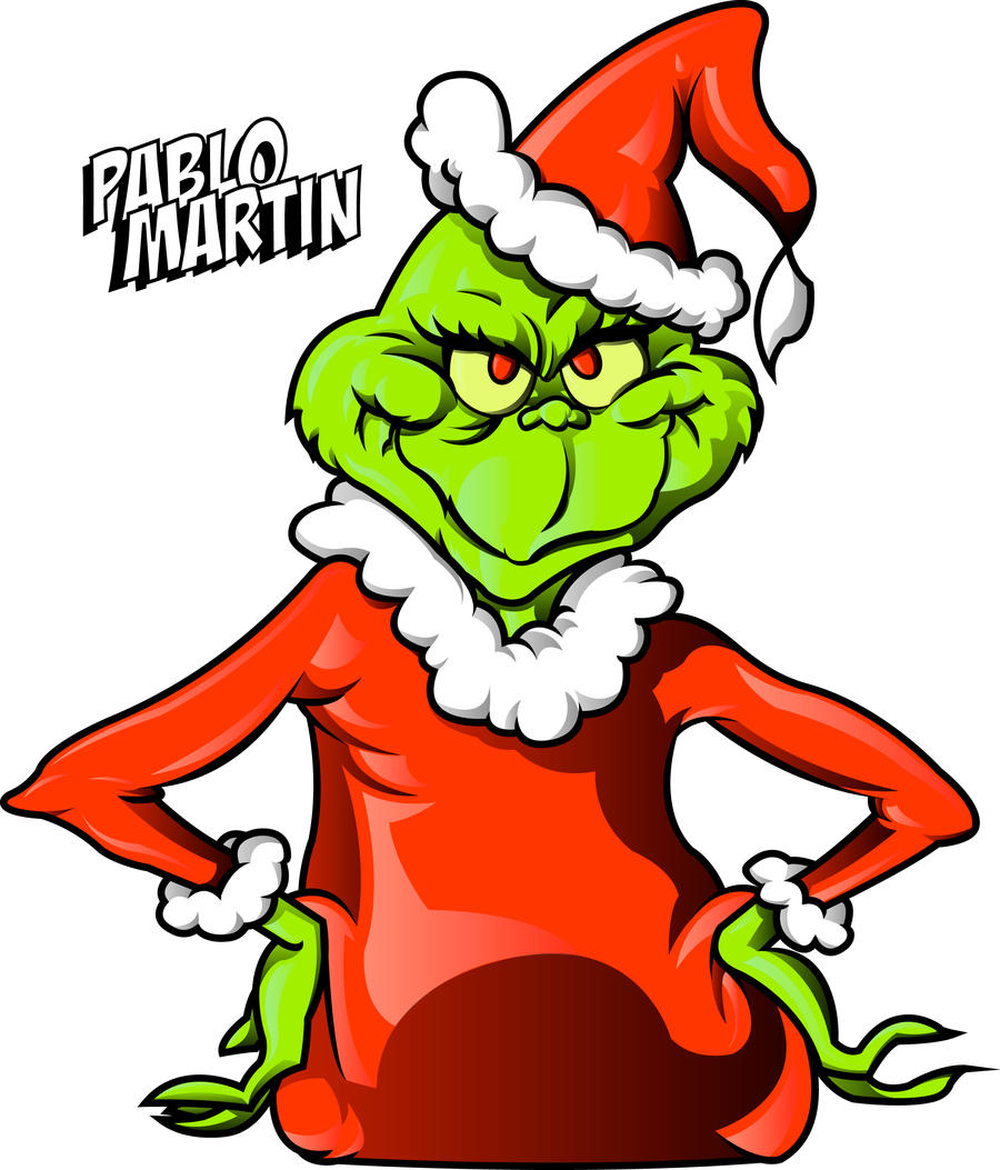This is a photo of Challenger Grinch Images Cartoon