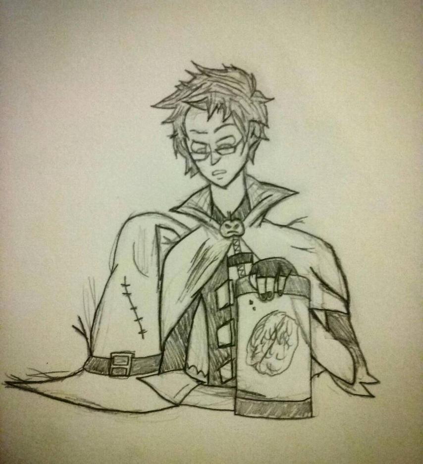 Scarecrow Year One by Maverickleaderhood
