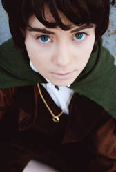 Frodo Baggins by Akira0607