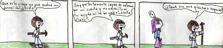 Tiras de Josua-GTK Desvalido_by_DamaGT