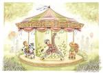 Merry Go Round by Ilona-S