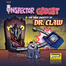 Dr. Claw by NelsonRibeiro