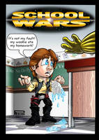 Star Wars Han Solo by NelsonRibeiro