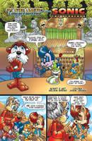 Sonic The Hedgehog 148 1 of 6 by NelsonRibeiro