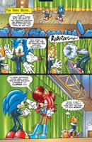 Sonic the Hedgehog 148 2 of 6 by NelsonRibeiro