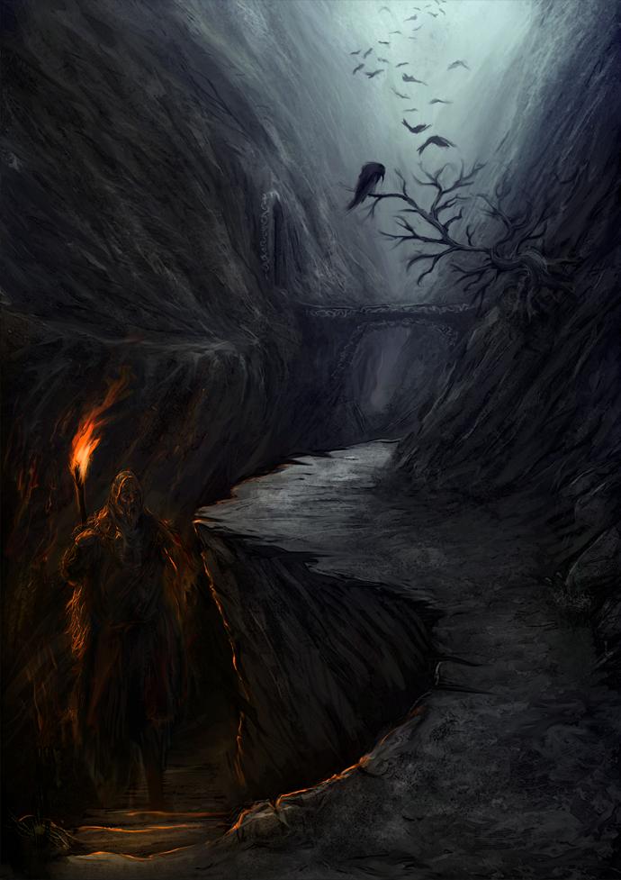 Mountain Path by FilipeHattori