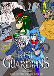 RotG Legends: Rise of the Frost Knight RotG Fanart