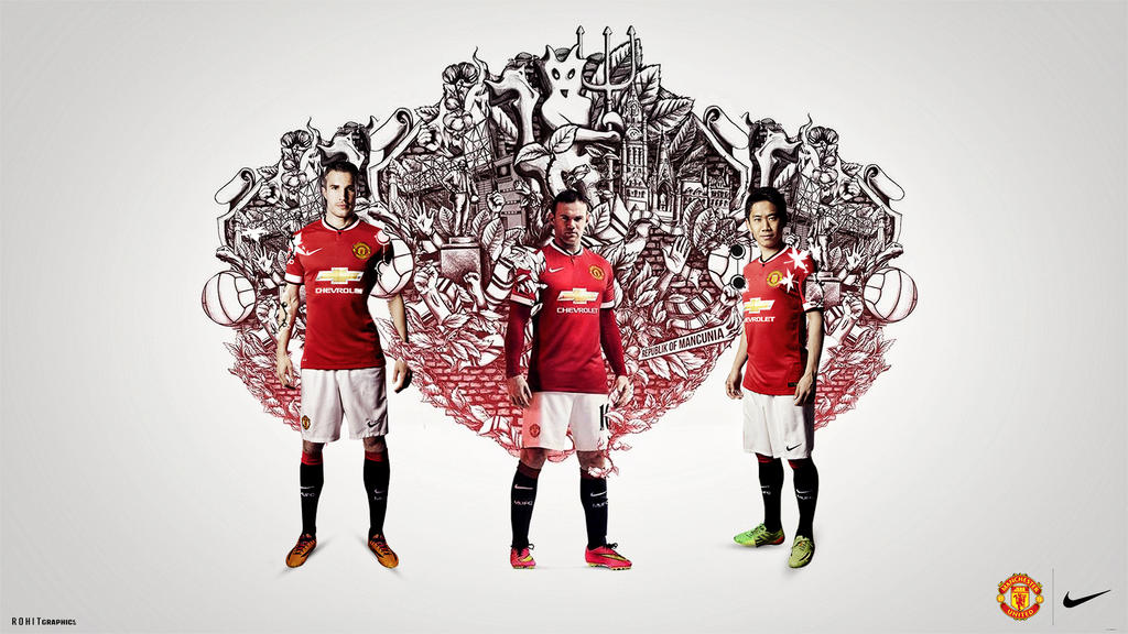 Manchester united wallpaper nike 2014 intellego manchester united 2014 15 squad luke shaw manchester united manchester manchester united wallpaper nike 2014 voltagebd Images
