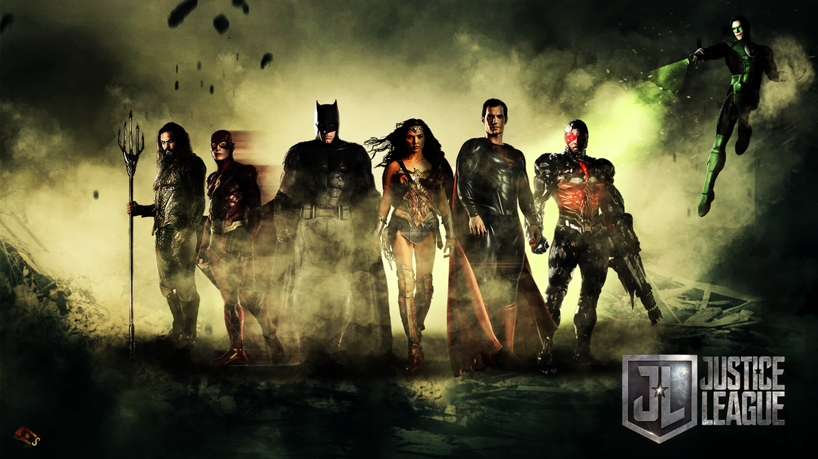 Justice League Wallpaper By RohitBasu