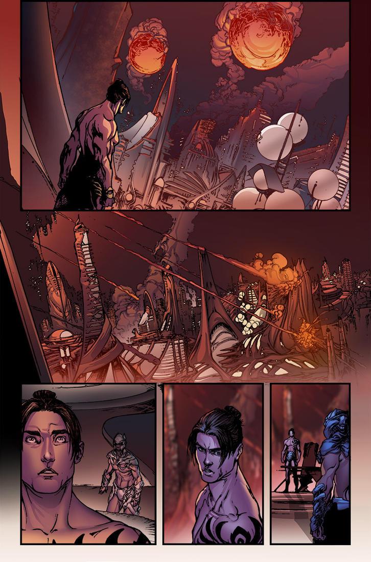 Fathom Issue #7 Page 2 by erickarciniega