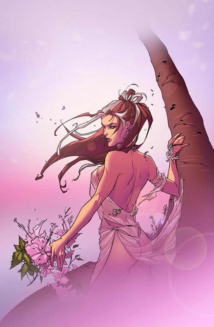 Fathom: Kiani #04 Cover by erickarciniega