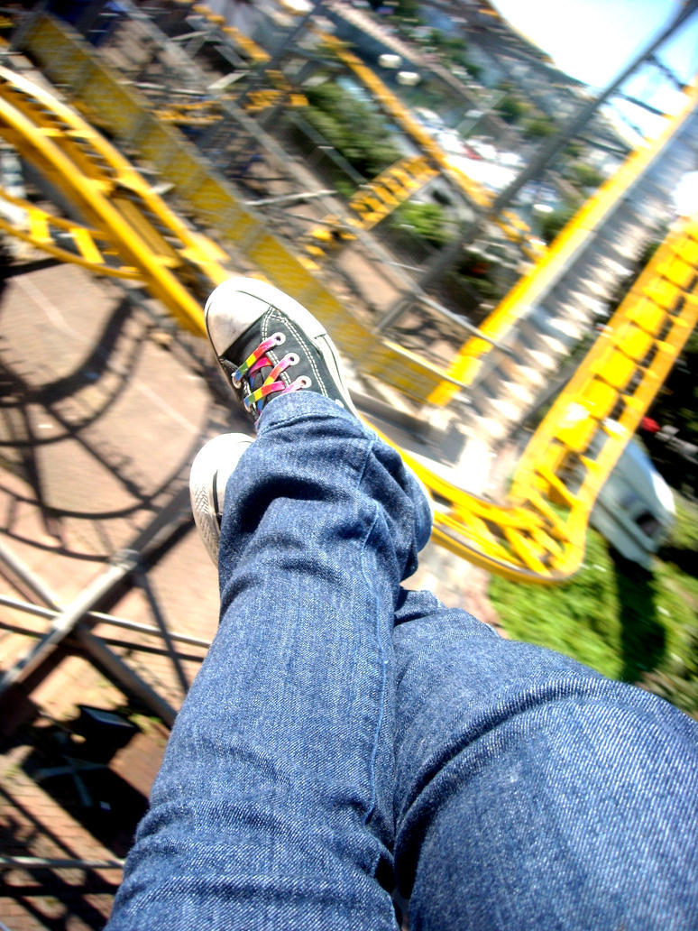 Rollarcoaster ride by Living-Life-Loud