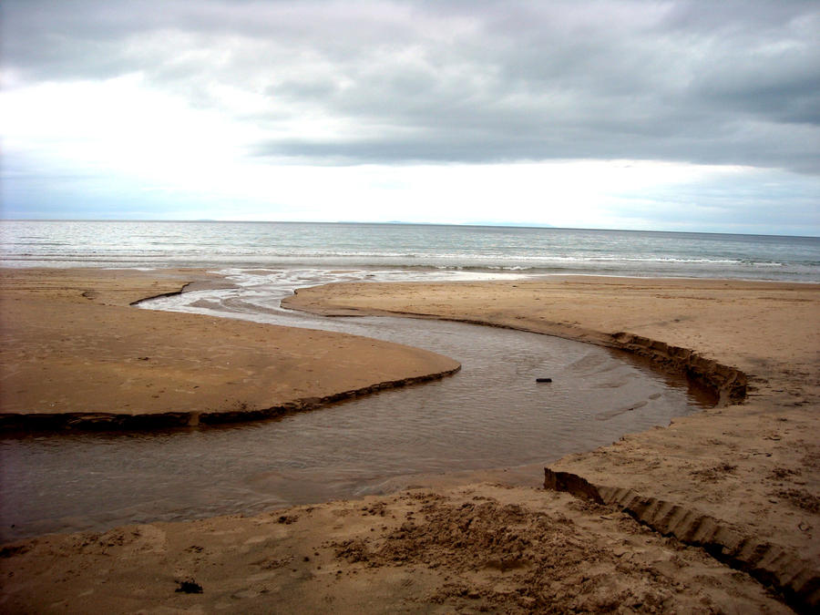 Sun sea and sand by Living-Life-Loud