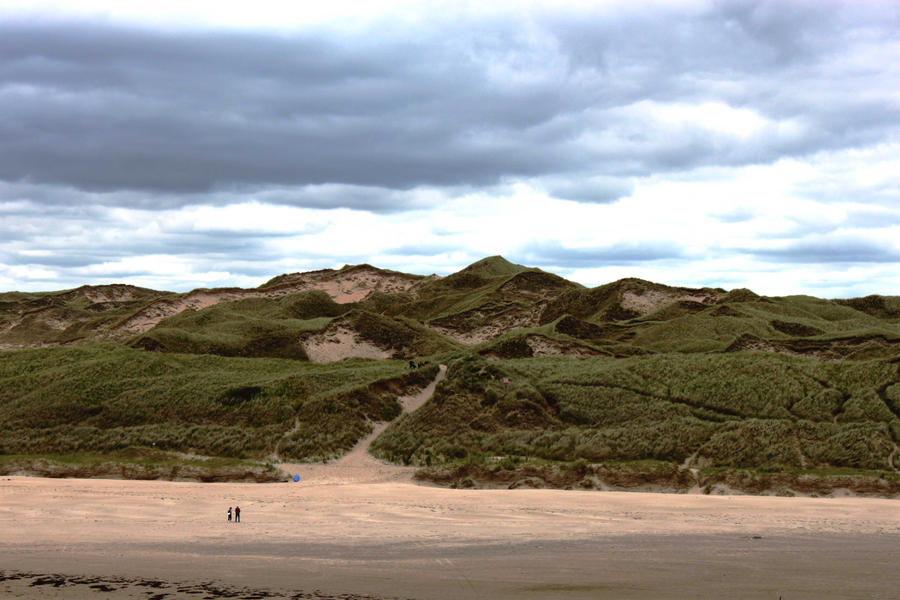 Sand Dunes by Living-Life-Loud