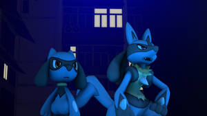 [SFM] - The Aura Boys by ScoutEevee