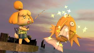 [SFM] - Shiny Fishing by ScoutEevee