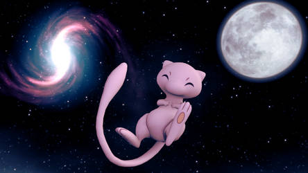 [SFM] - Mew in Space by ScoutEevee