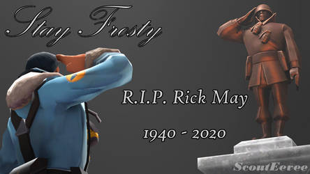 [SFM] - Rest in Peace Rick May
