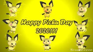 [SFM] - Happy Pichu Day 2020