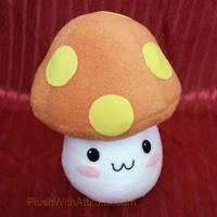 Maplestory orange Mushroom by gamef0x