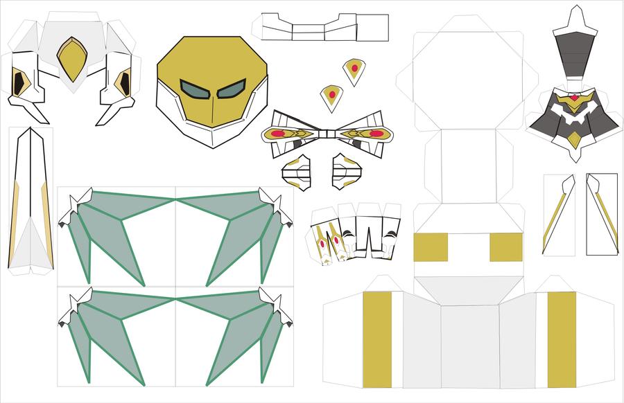 lancelot pattern by Grim-paper