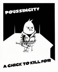 Poussincity !