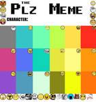 The Plz Meme