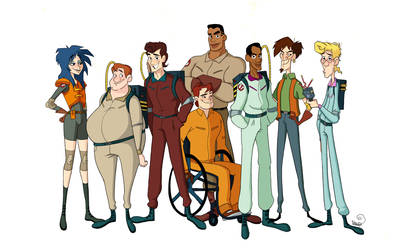 The Real and The Extreme Ghostbusters