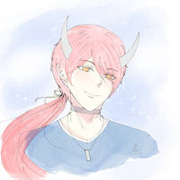 Ryou by loukira