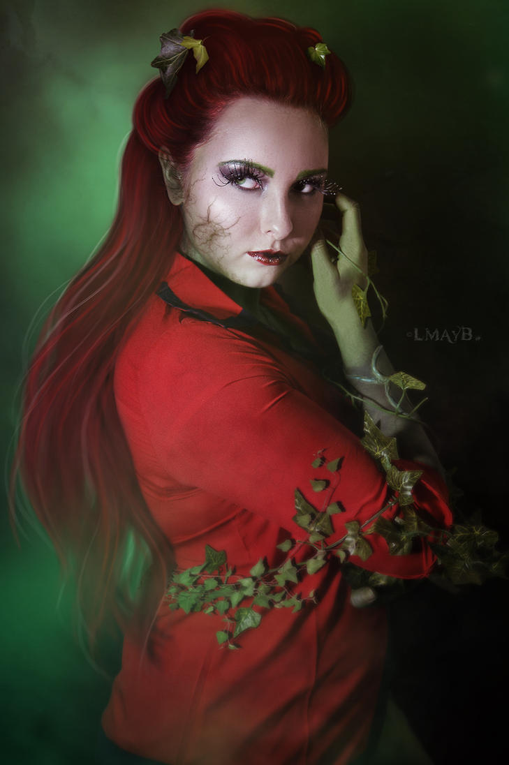 Poison ivy by misspoisoncandy