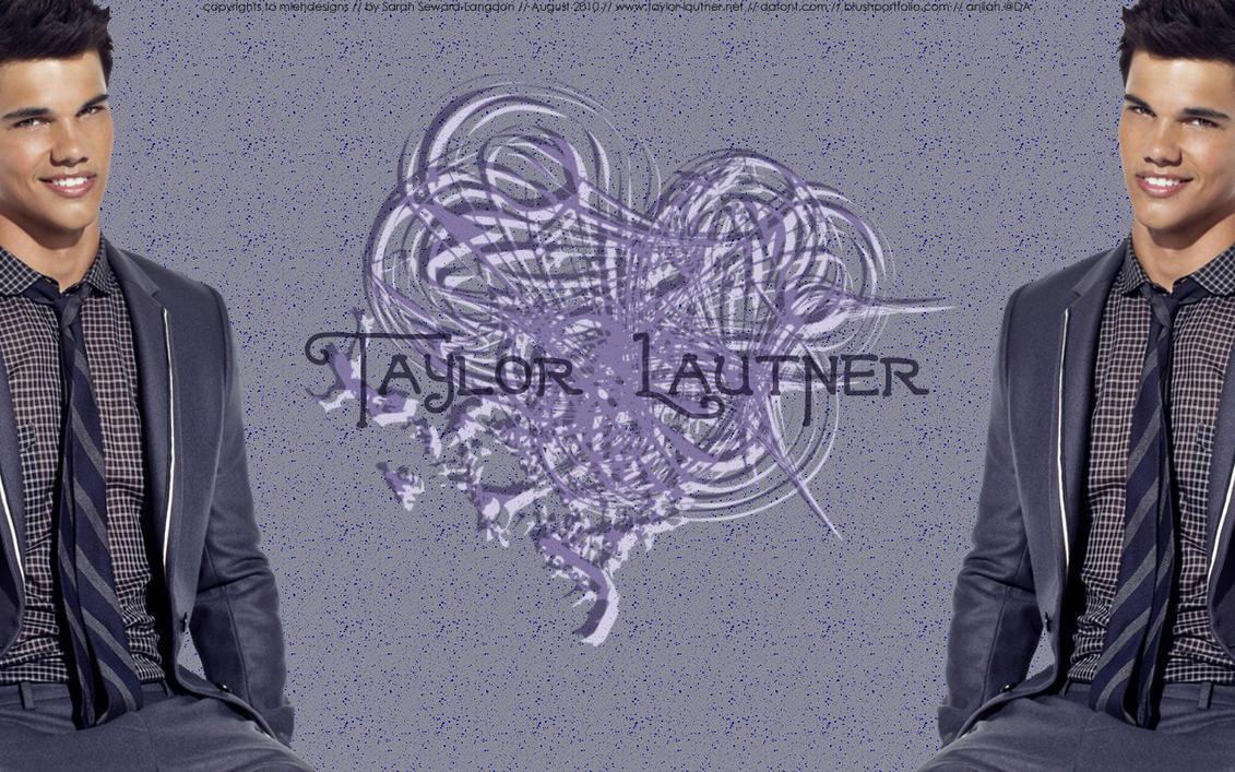 Taylor Lautner by mlehdesigns