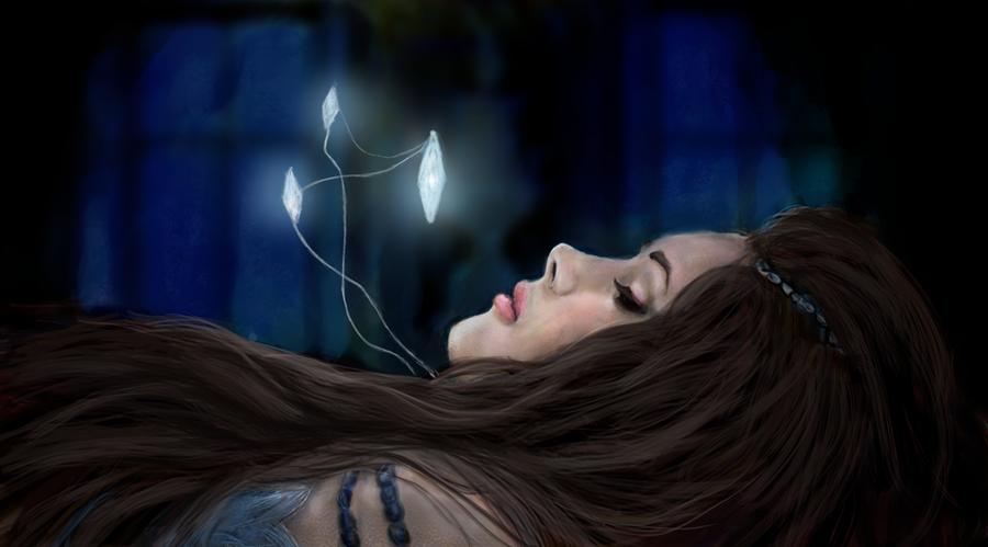 Dreaming State, Catherine by NessaYavi