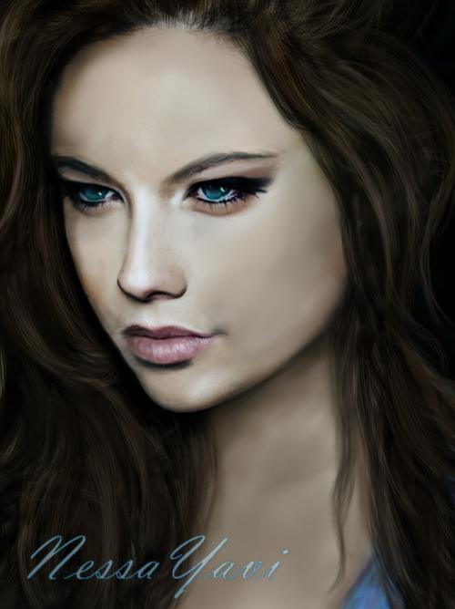Agata by NessaYavi