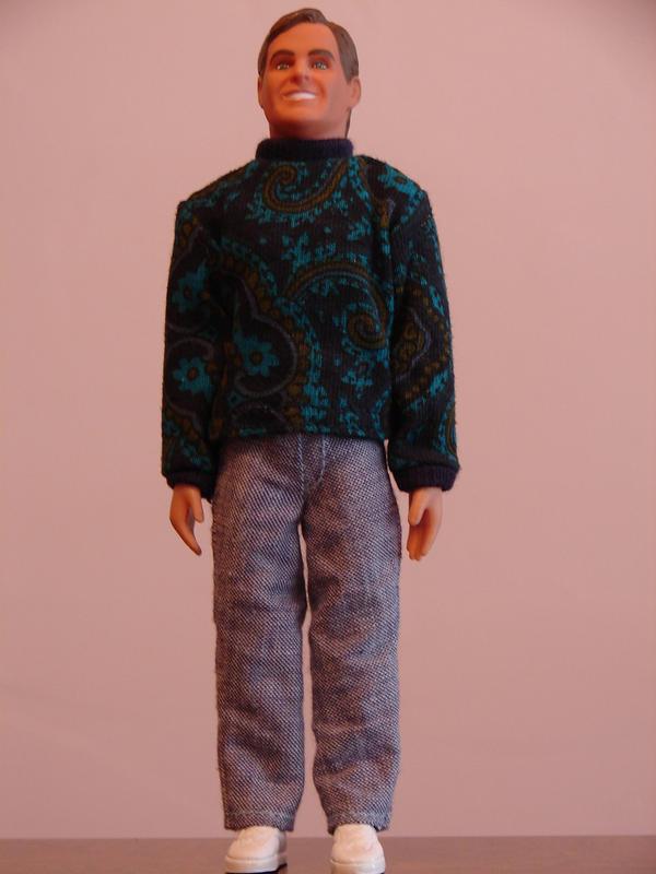 Joey Gladstone doll by ButterflyRitsuka