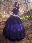 Civil War Ballgown