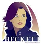 Det Kate Beckett - Stana Katic