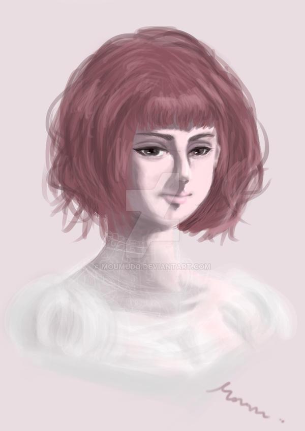 PORTRAIT 1 by MOUMUDO