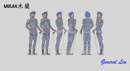 General Liu Turnarounds Finished