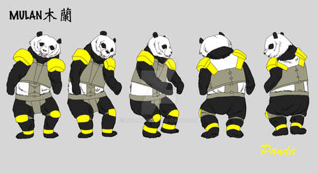 PANDA Turnarounds Finished