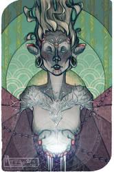 DA:I tarot card