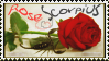 .:HP-Rose n' Scorpius Stamp:. by LadyMortiana