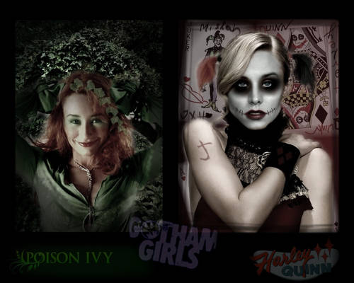 .Harley and Ivy.