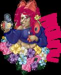 dev id flower