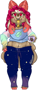 Mollie's Night Sky Pants