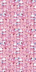 Pink Pokemon Custom Box BG by SQUiDSOMNiACS