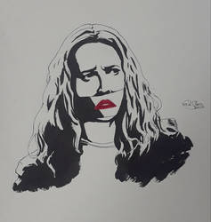 Drew Barrymore by EdStorm