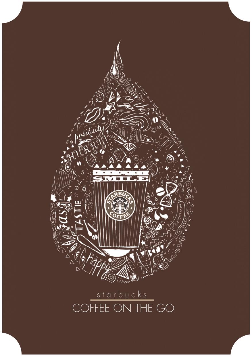 Poster design deviantart -  Starbucks Design Poster No 2 By Crumies