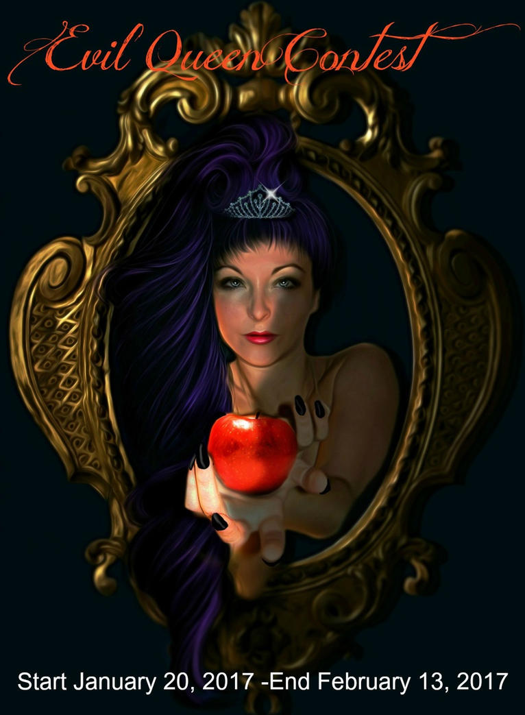 Evil Queen Contest by mshellee