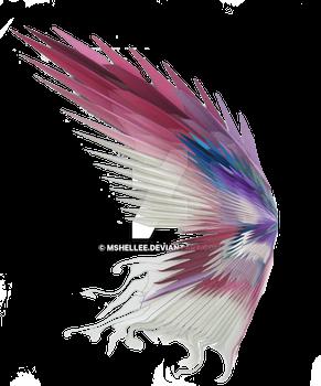 PNG Paper Wings
